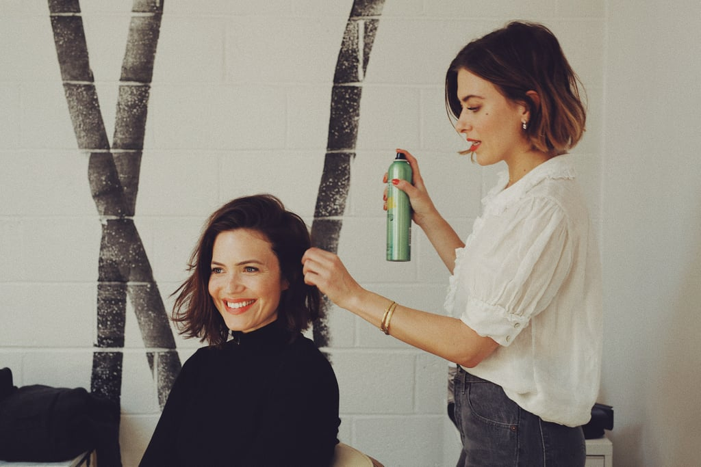 Mandy Moore's Chic Bob Haircut Will Inspire SO Many People to Book an Appointment