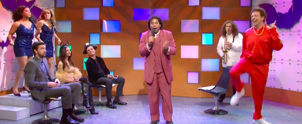 """Watch SNL's """"What Up With That"""" Sketch With Jason Sudeikis"""