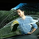 Wash your car at home.