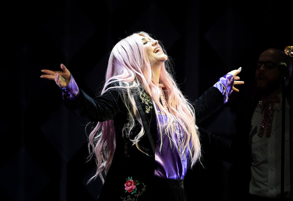 The Profound Comeback of Kesha
