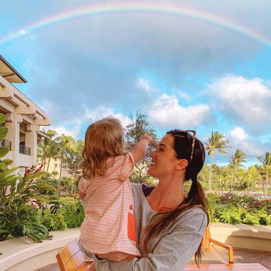 Jade Tolbert's Instagram Post About the Phrase Rainbow Baby