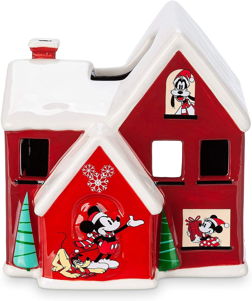 Disney Mickey Mouse and Friends Holiday Votive Candle Holder
