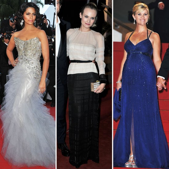 Celebrity Fashion at Cannes Film Festival 2012
