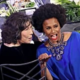 Pictured: Lily Tomlin and Jenifer Lewis