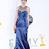 Downton Abbey's Michelle Dockery was nominated for outstanding lead actress in a drama series.