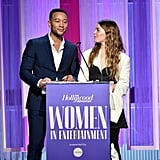 John Legend and Maggie Rogers