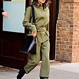Victoria Beckham's Boilersuit November 2018