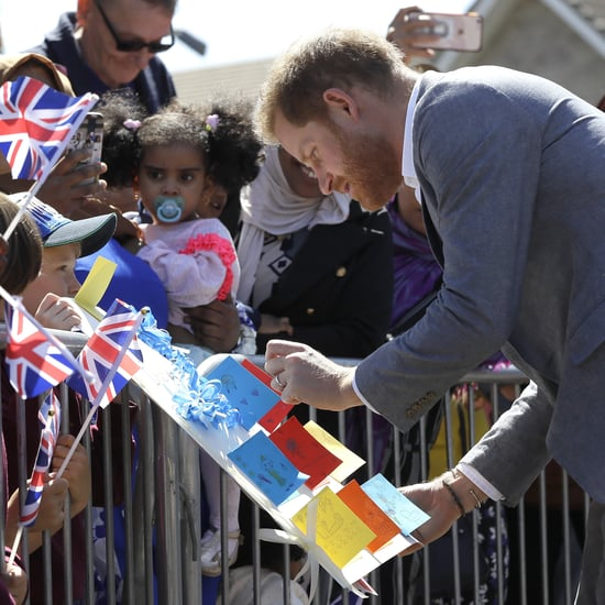 Prince Harry Gets Parenting Advice in Oxford May 2019