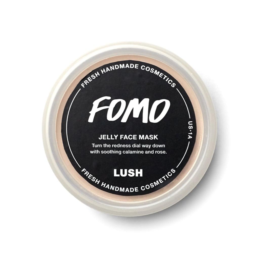Lush Fomo Jelly Face Mask