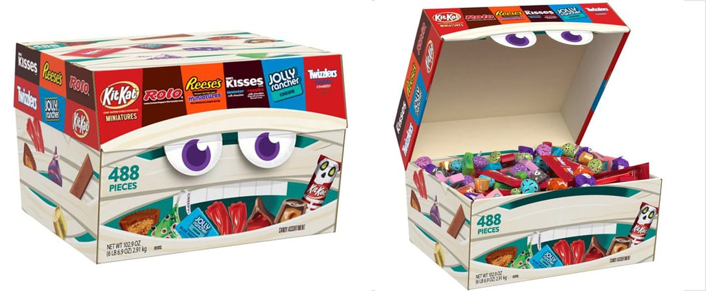 Walmart's Giant 488-Piece Halloween Candy Variety Box