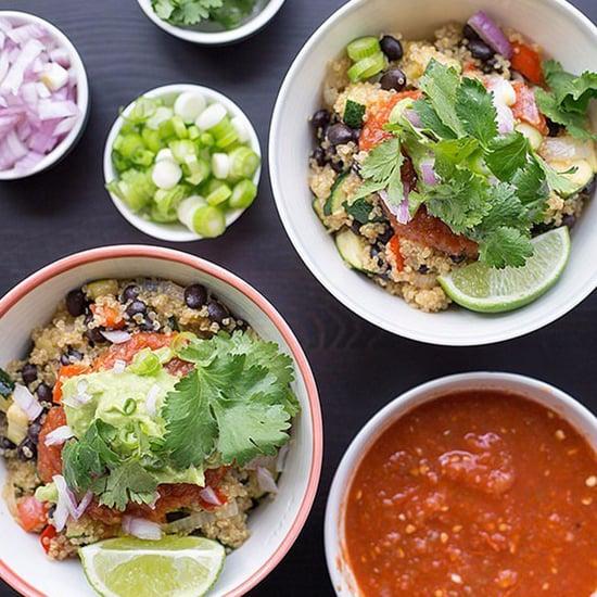 Mexican Quinoa Bowl Recipe