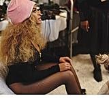 Beyonce Heat Cap Hair Tips