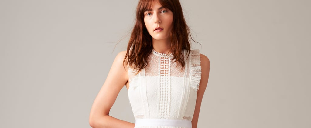 The Brand-New Bridal Collection From Whistles Is Perfect For the Modern Bride