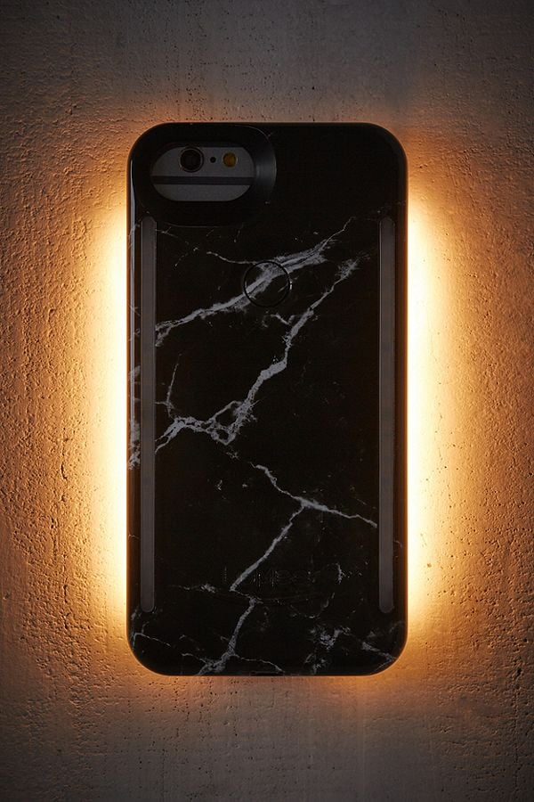 best website 0150b 149be LuMee Duo Black Marble iPhone 8/7/6/6s Case | Stylish Phone Cases ...