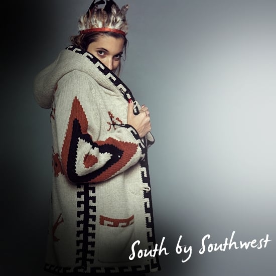 Navajo Southwest Fashion and Accessories Trend — Fall 2011