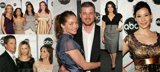 New and Veteran TV Stars Celebrate Their ABC