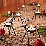 Reindeer Tea Light Holders