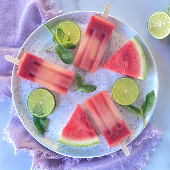 Watermelon Mint CBD Popsicle Recipe
