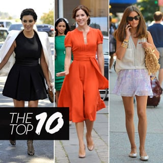 Top Ten Best Dressed Of The Week: Kim Kardashian, Olivia Palermo, Princess Mary, Jess Hart & More