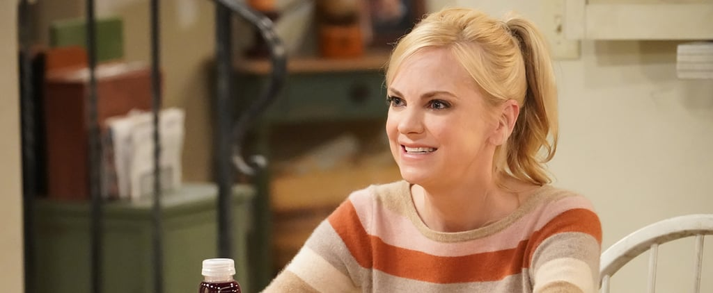 Why Did Anna Faris Leave Mom?