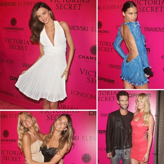Victoria's Secret Fashion Show After Party Photos