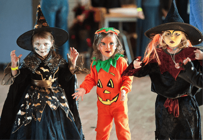 Circle of Moms Halloween Giveaway!