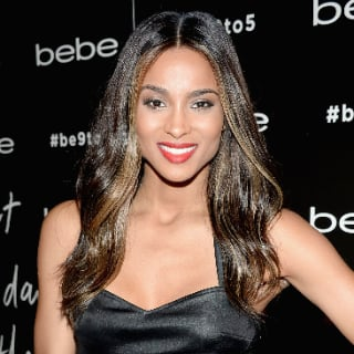 Ciara on the Power of Hair, a Great Concealer, and Black Lipstick
