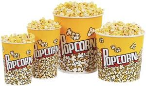 Popcorn Breakdown