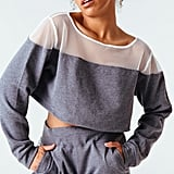 Weekend Cropped Sweatshirt