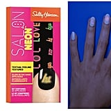 Sally Hansen The Salon Neon Textual Feeling Collection