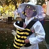 Bee (and Beekeeper)
