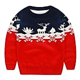 LittleSpring Christmas Sweater