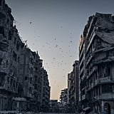 Honorable Mention, Places: Destroyed Homs