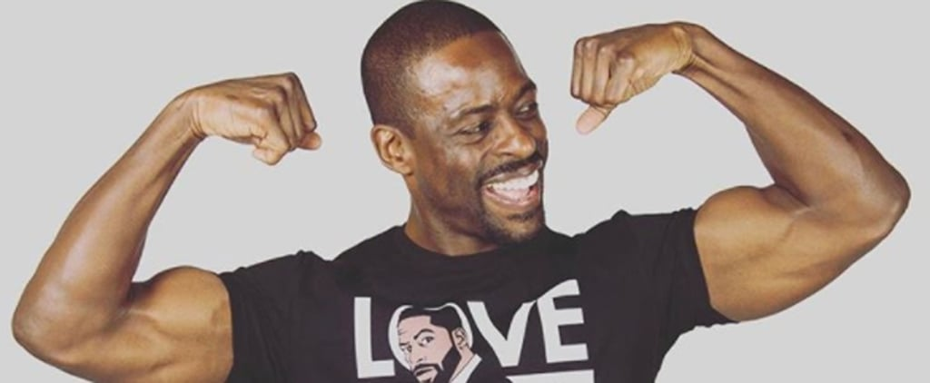 Get Ready, Because Your Crush on Sterling K. Brown Is About to Go Into Overdrive