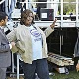 Donna (Retta) tells guest star Ginuwine what's on her mind.