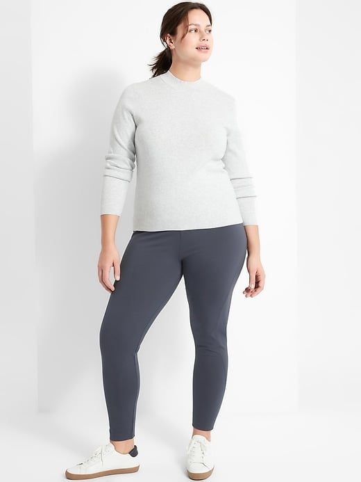 Banana Republic High-Rise Ponte Legging