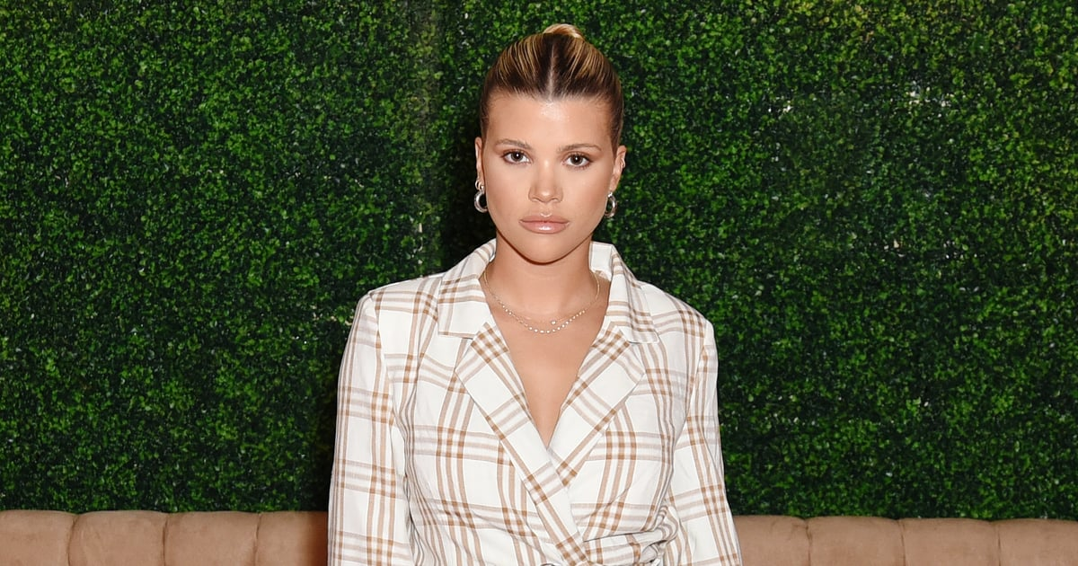 Sofia Richie Used Her Baby Photos to Inspire Her New Blond Hair Color, and It's Perfect