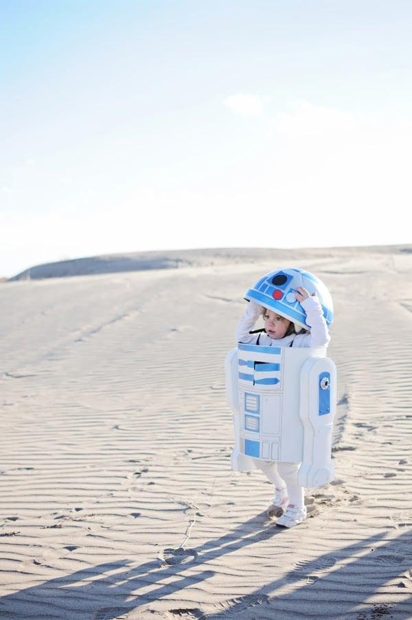 DIY Star Wars Halloween Costumes