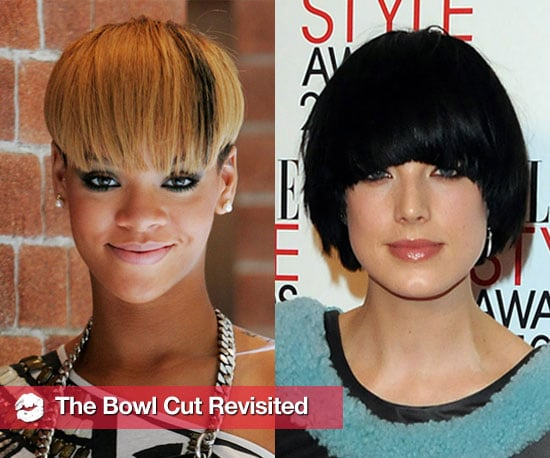 Celebrities With Bowl Haircuts