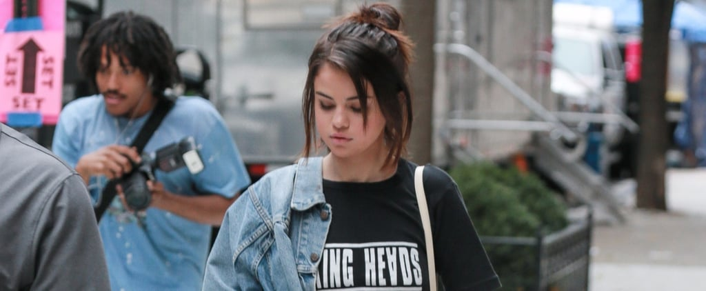 Of All the White Sneakers That Exist, Selena Gomez's Are the Easiest to Wear