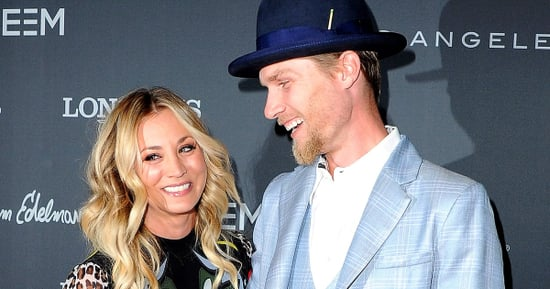 Kaley Cuoco, Boyfriend Karl Cook Make Red Carpet Debut as a Couple: Photo