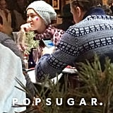 Exclusive: Miley Cyrus Joins the Schwarzeneggers For a Holiday Getaway