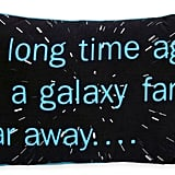 Star Wars Classic Sayings Oblong Throw Pillow