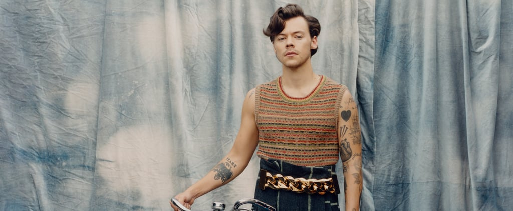 LGBTQ+ Community's Response to Harry Styles's Vogue Cover