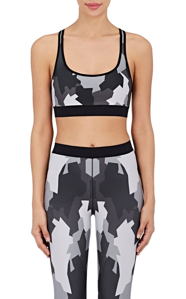 Ultracor Women's Turf-Print Microfiber Sports Bra