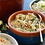White Chicken Quinoa Chili