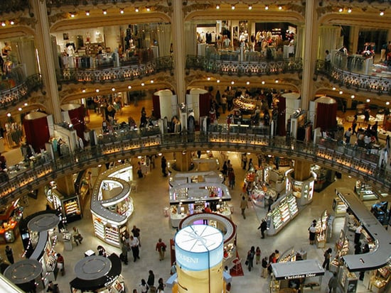 FABSUGAR's Shopping Guide to Paris