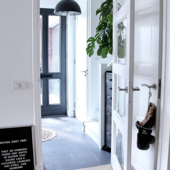 Home Hallway Inspiration From Instagram