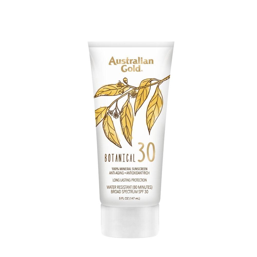 Australian Gold Botanical SPF 30 Mineral Sunscreen Lotion
