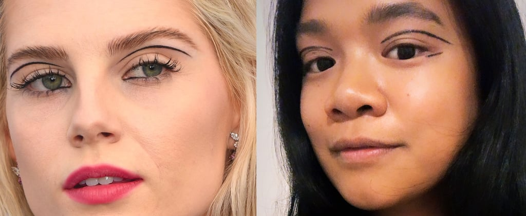 How to Recreate the Floating Eyeliner Trend With Photos